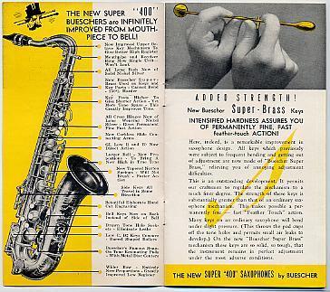 Elkhart band instrument company