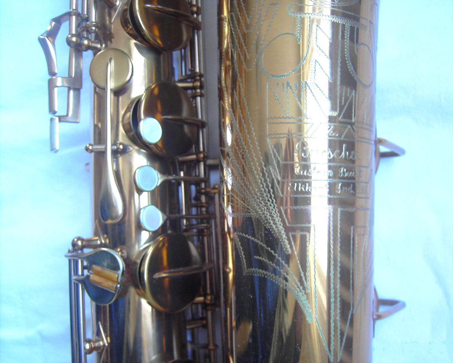 The Buescher True Tone :: SaxPics com