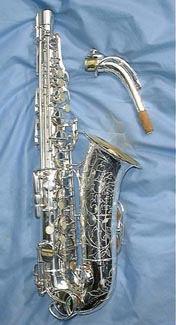 "Committee (""The Martin"") replated alto.  Thanks to www.vintagesax.com"