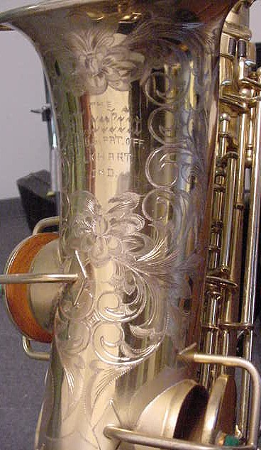curved sopranino sax